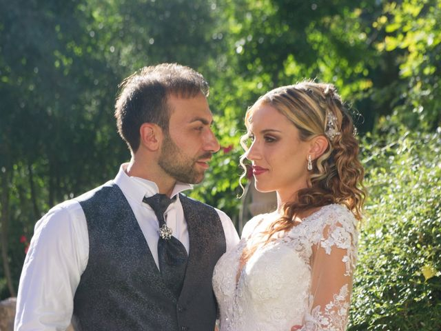 Il matrimonio di William e Alessia a Celano, L'Aquila 57