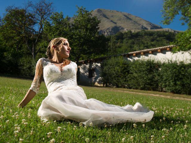 Il matrimonio di William e Alessia a Celano, L'Aquila 58