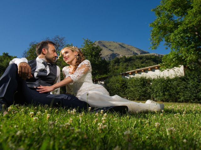 Il matrimonio di William e Alessia a Celano, L'Aquila 59