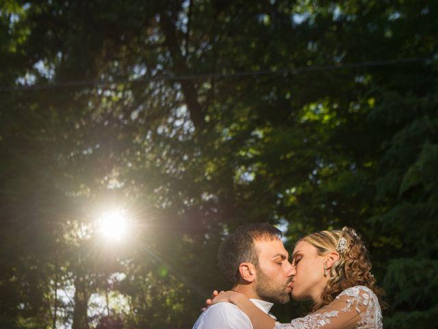 Il matrimonio di William e Alessia a Celano, L'Aquila 62