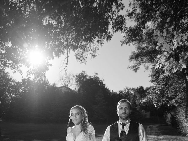 Il matrimonio di William e Alessia a Celano, L'Aquila 63