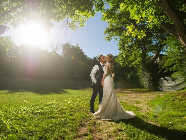 Il matrimonio di William e Alessia a Celano, L'Aquila 65
