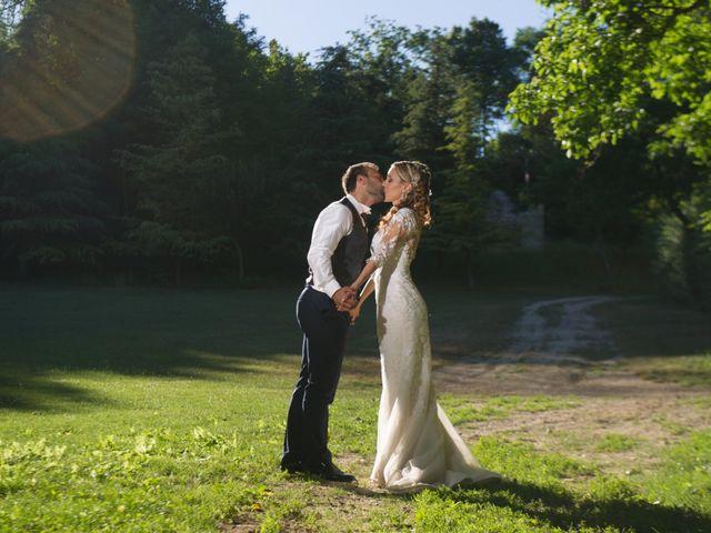 Il matrimonio di William e Alessia a Celano, L'Aquila 66