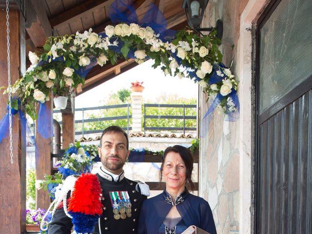 Il matrimonio di William e Alessia a Celano, L'Aquila 83