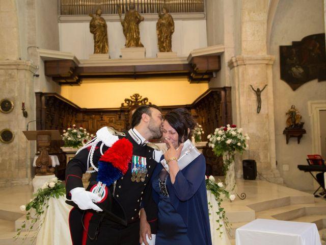 Il matrimonio di William e Alessia a Celano, L'Aquila 86