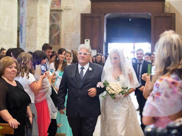 Il matrimonio di William e Alessia a Celano, L'Aquila 87