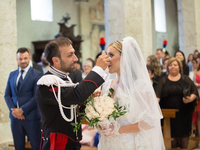Il matrimonio di William e Alessia a Celano, L'Aquila 91