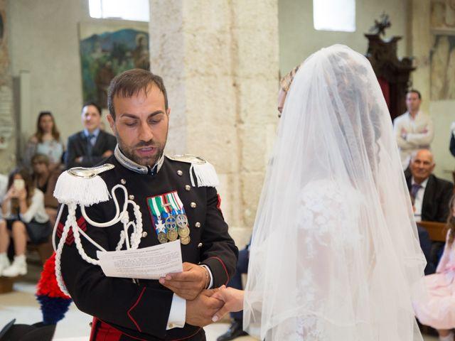 Il matrimonio di William e Alessia a Celano, L'Aquila 98