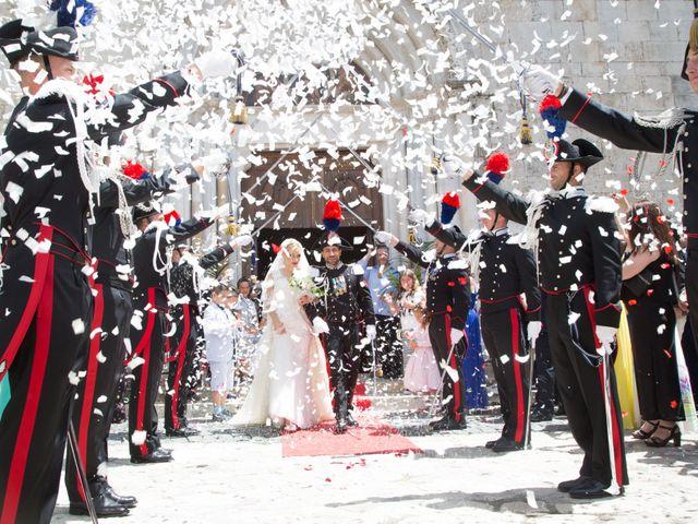 Il matrimonio di William e Alessia a Celano, L'Aquila 1