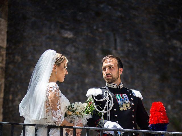 Il matrimonio di William e Alessia a Celano, L'Aquila 101