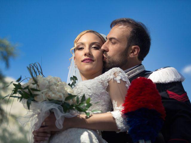 Il matrimonio di William e Alessia a Celano, L'Aquila 103