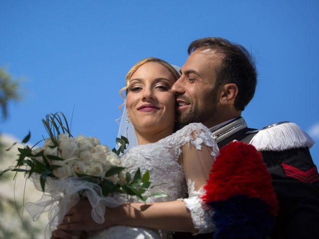 Il matrimonio di William e Alessia a Celano, L'Aquila 104