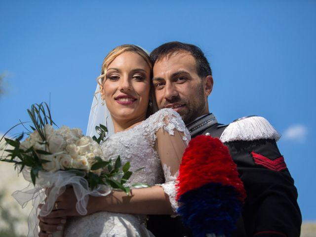 Il matrimonio di William e Alessia a Celano, L'Aquila 105