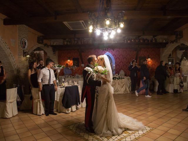 Il matrimonio di William e Alessia a Celano, L'Aquila 106