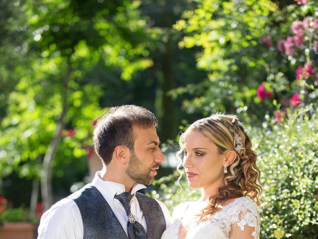 Il matrimonio di William e Alessia a Celano, L'Aquila 108