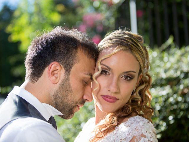 Il matrimonio di William e Alessia a Celano, L'Aquila 109