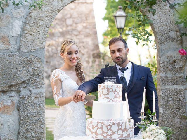 Il matrimonio di William e Alessia a Celano, L'Aquila 119