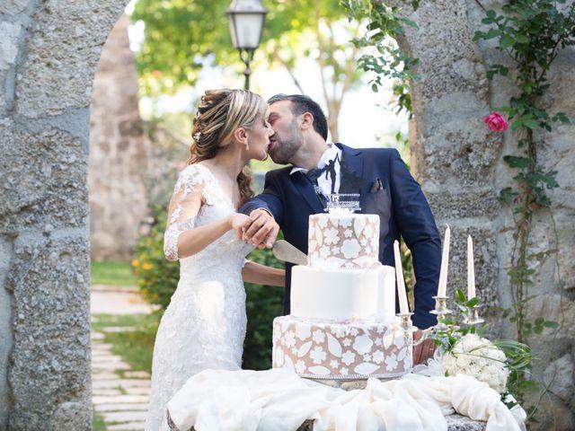 Il matrimonio di William e Alessia a Celano, L'Aquila 121