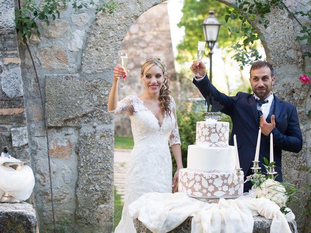 Il matrimonio di William e Alessia a Celano, L'Aquila 122