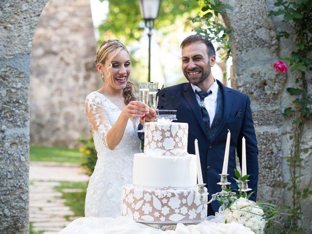 Il matrimonio di William e Alessia a Celano, L'Aquila 123