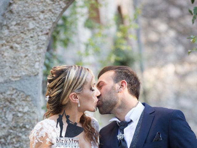 Il matrimonio di William e Alessia a Celano, L'Aquila 124
