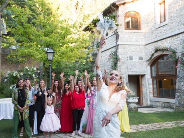 Il matrimonio di William e Alessia a Celano, L'Aquila 127