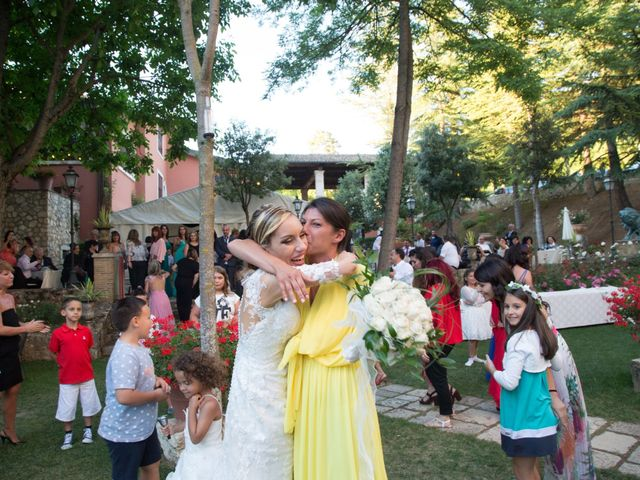 Il matrimonio di William e Alessia a Celano, L'Aquila 128