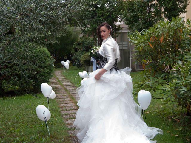 Il matrimonio di Stefano e Stefania a Fagnano Olona, Varese 29