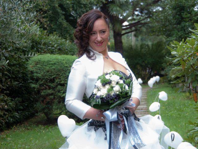 Il matrimonio di Stefano e Stefania a Fagnano Olona, Varese 32