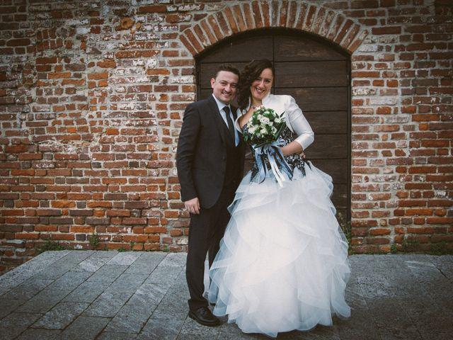 Il matrimonio di Stefano e Stefania a Fagnano Olona, Varese 46
