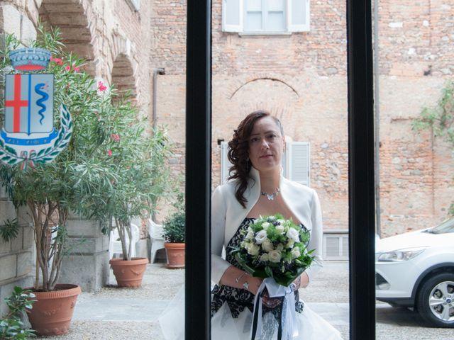 Il matrimonio di Stefano e Stefania a Fagnano Olona, Varese 50