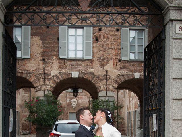 Il matrimonio di Stefano e Stefania a Fagnano Olona, Varese 51