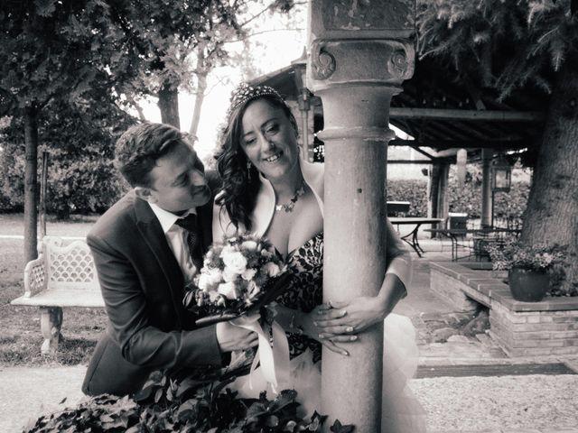 Il matrimonio di Stefano e Stefania a Fagnano Olona, Varese 59