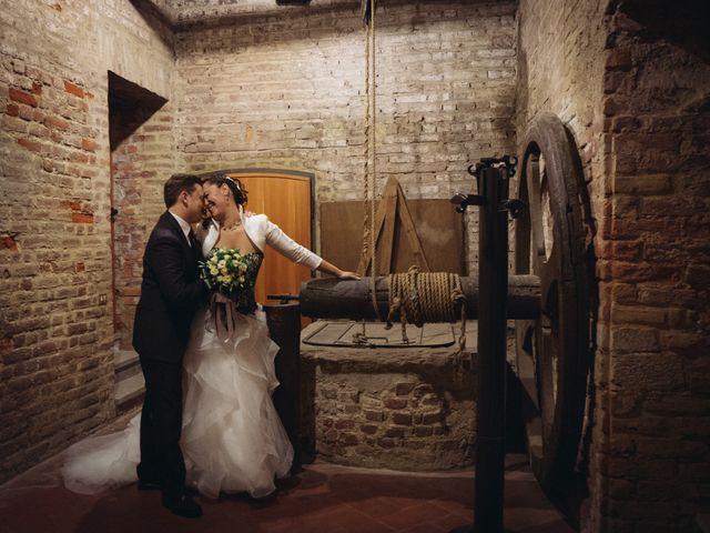 Il matrimonio di Stefano e Stefania a Fagnano Olona, Varese 79