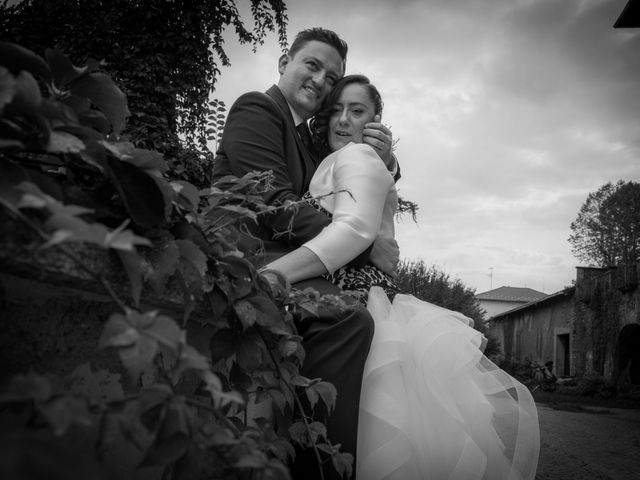 Il matrimonio di Stefano e Stefania a Fagnano Olona, Varese 81