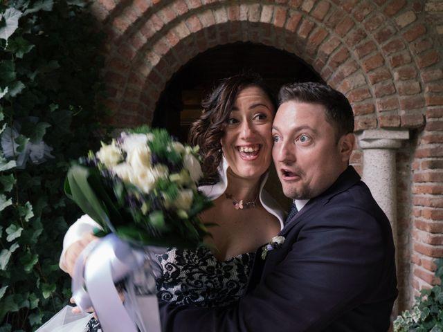 Il matrimonio di Stefano e Stefania a Fagnano Olona, Varese 82