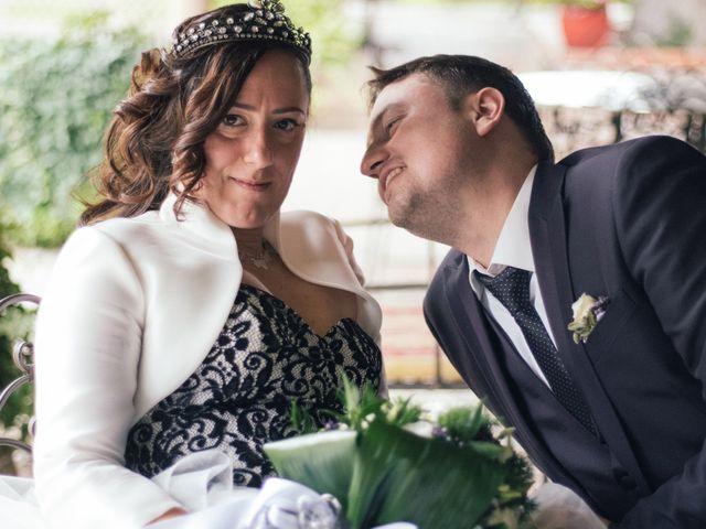 Il matrimonio di Stefano e Stefania a Fagnano Olona, Varese 83