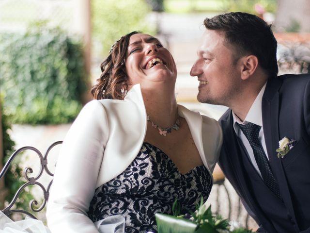 Il matrimonio di Stefano e Stefania a Fagnano Olona, Varese 84
