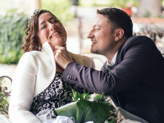 Il matrimonio di Stefano e Stefania a Fagnano Olona, Varese 85