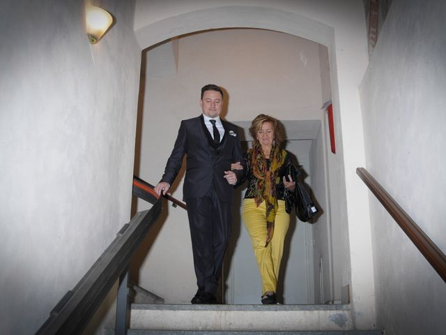Il matrimonio di Stefano e Stefania a Fagnano Olona, Varese 88