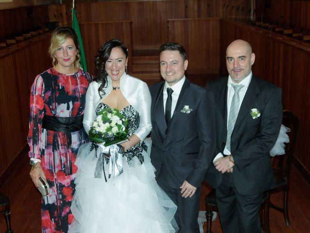 Il matrimonio di Stefano e Stefania a Fagnano Olona, Varese 93