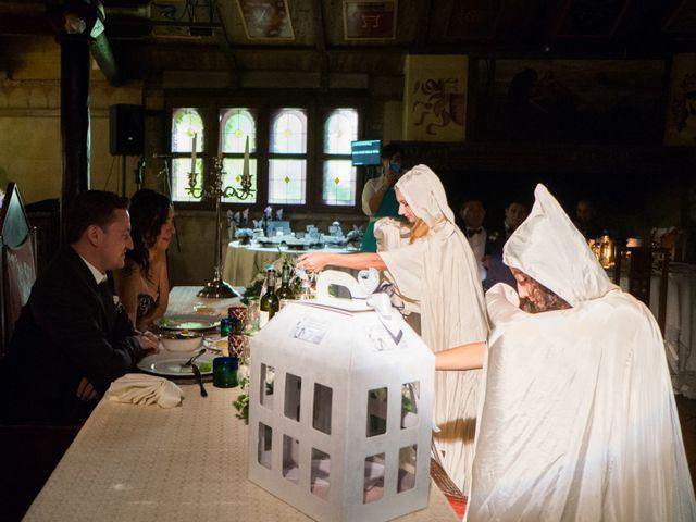 Il matrimonio di Stefano e Stefania a Fagnano Olona, Varese 108