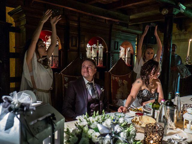 Il matrimonio di Stefano e Stefania a Fagnano Olona, Varese 110