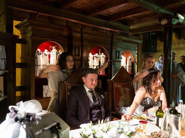Il matrimonio di Stefano e Stefania a Fagnano Olona, Varese 111