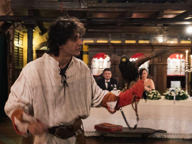 Il matrimonio di Stefano e Stefania a Fagnano Olona, Varese 112