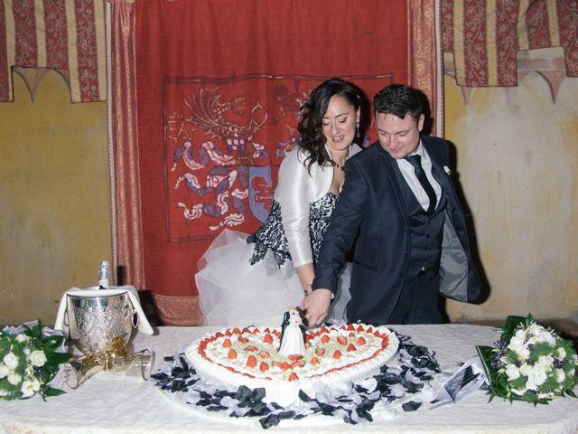 Il matrimonio di Stefano e Stefania a Fagnano Olona, Varese 115