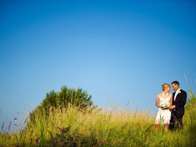 Il matrimonio di Gianluca e Ksenia a Ancona, Ancona 17