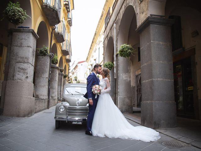 Il matrimonio di Flavio e Manuela a Cava de' Tirreni, Salerno 3