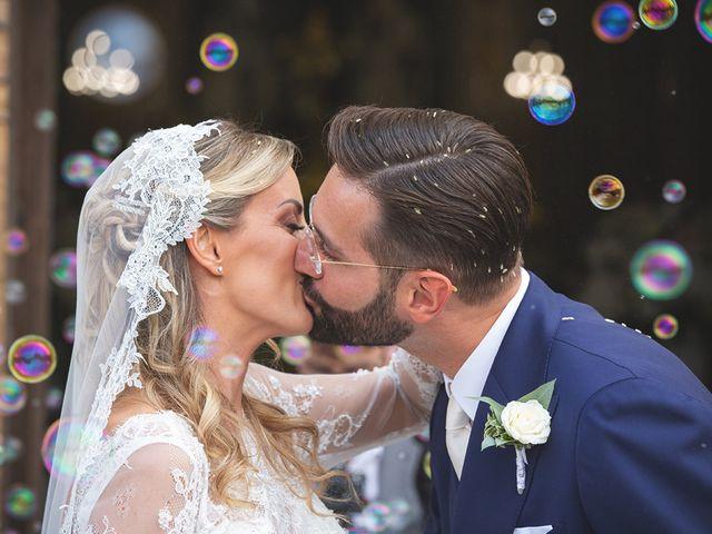 Il matrimonio di Flavio e Manuela a Cava de' Tirreni, Salerno 10