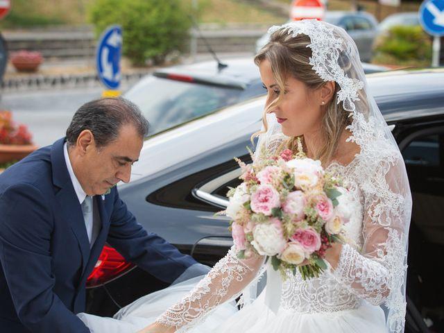 Il matrimonio di Flavio e Manuela a Cava de' Tirreni, Salerno 17